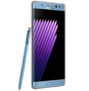 Harga Handphone Samsung Galaxy Note 7