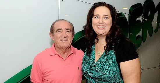 15 fãs que se casaram com seus ídolos - Renato Aragão e Lilian