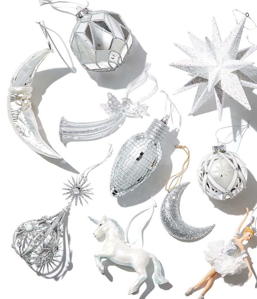 Bloomingdale's Star Power Ornaments & Décor - 100% Exclusive