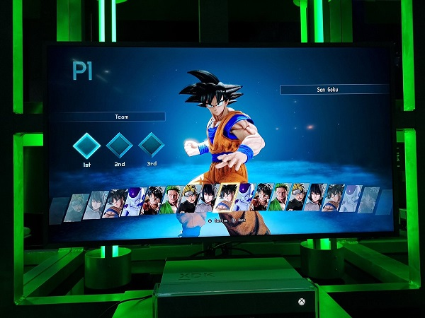 Jump Force Characters Roster