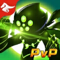 League of Stickman 2018 - Ninja Arena PVP Apk