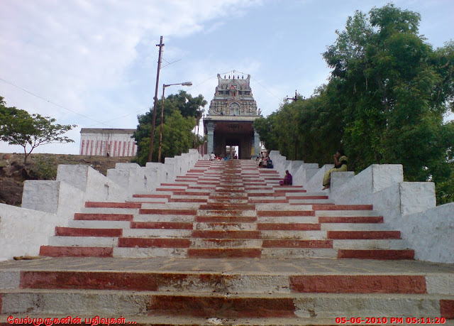 Murugan Temple in Kundrathur