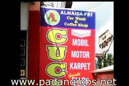 Lowongan Kerja Padang: Almaida - F51 Car Wash & Coffee Shop Mei 2018