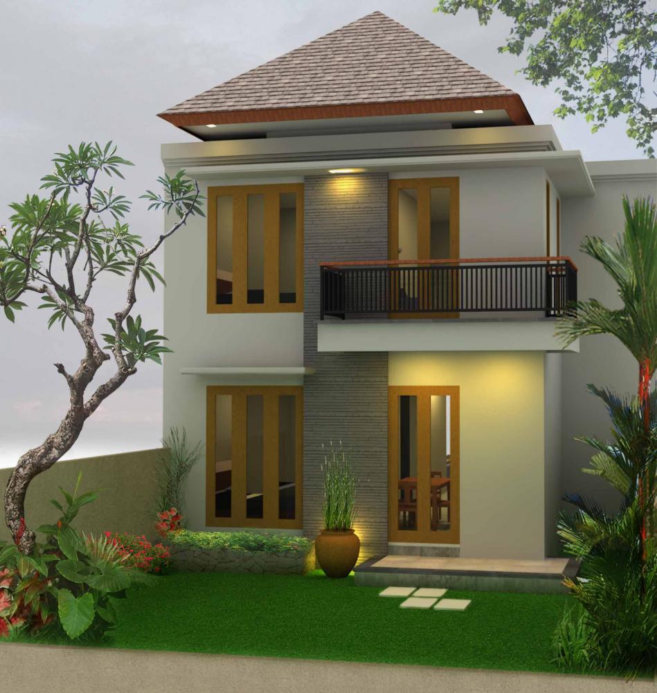 Contoh Gambar Rumah Minimalis 2 Lantai Contoh Rumah