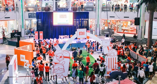 Xiaomi Fan Meet Up Market Market
