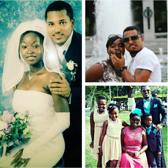 Aww! Van Vicker and wife celebrate 13 years of marriage