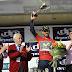 Valverde recupera el liderato de la Vuelta a Andalucía por ¡1 segundo!