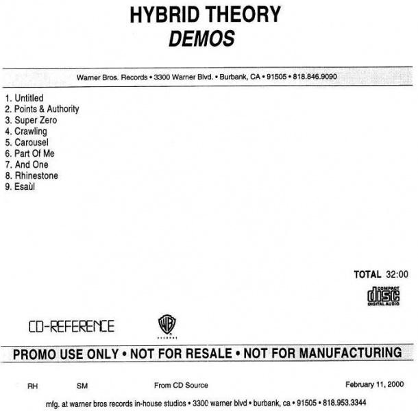 hybrid full discography