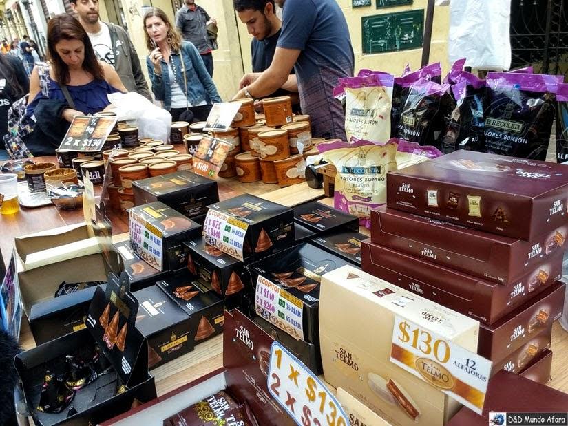 Feira de San Telmo - 8 lugares para comprar em Buenos Aires, Argentina