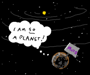 planet pluto not a meme - photo #37