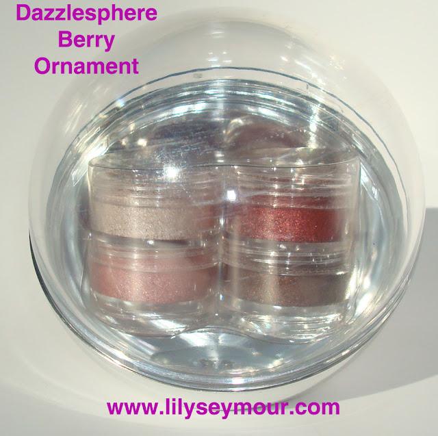 Mac Dazzlesphere Berry Ornament Pigment Stack