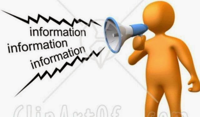 Pengertian Informasi Menurut Para Ahli