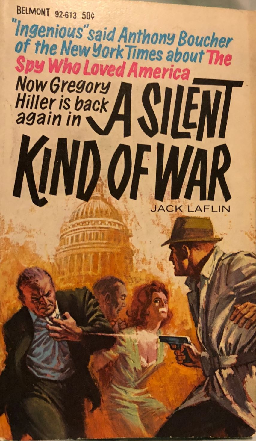 Paperback warrior march 2018 following the success of ian flemings novels nearly every paperback publisher of the 1960s commissioned espionage series novels with varying results fandeluxe