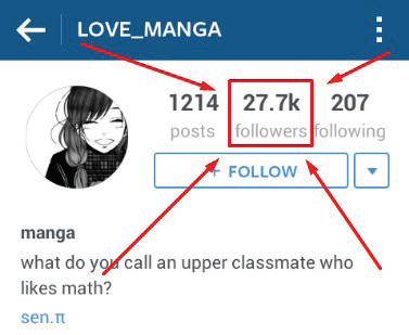 Mendapatkan 1 Juta Follower Instagram