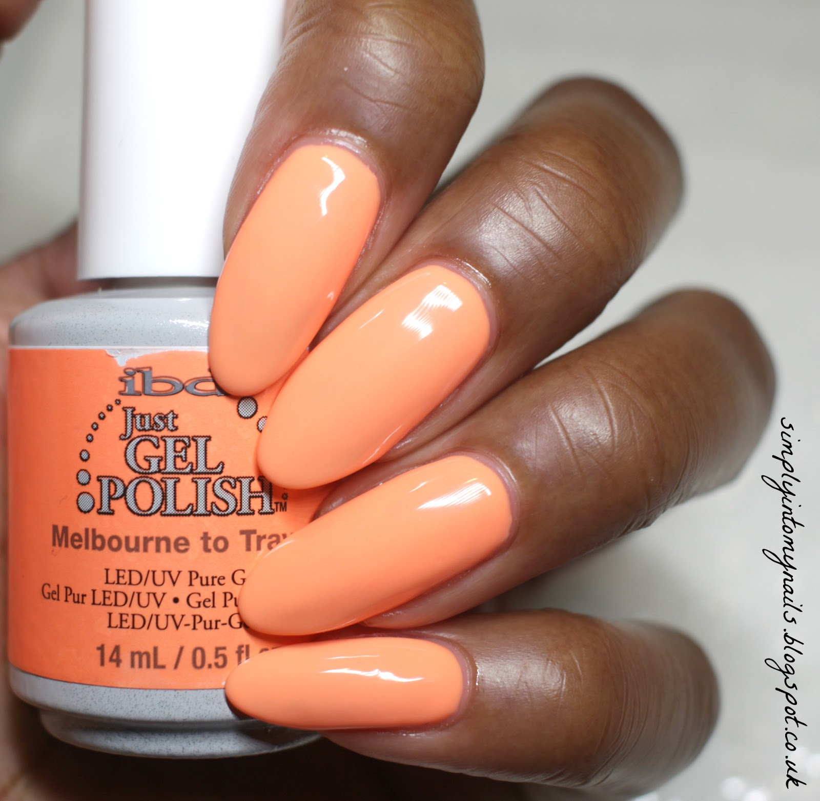 IBD Destination Colour Collection | Simply Into My NAILS