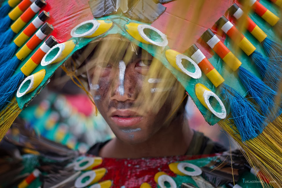 Ati-Atihan Festival 2014, Kalibo, Aklan