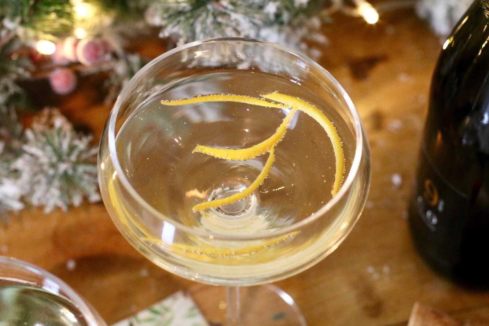 Festive-prosecco-Christmas-orange-peel