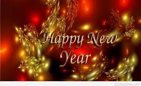 Happy new year wallpaper 2017