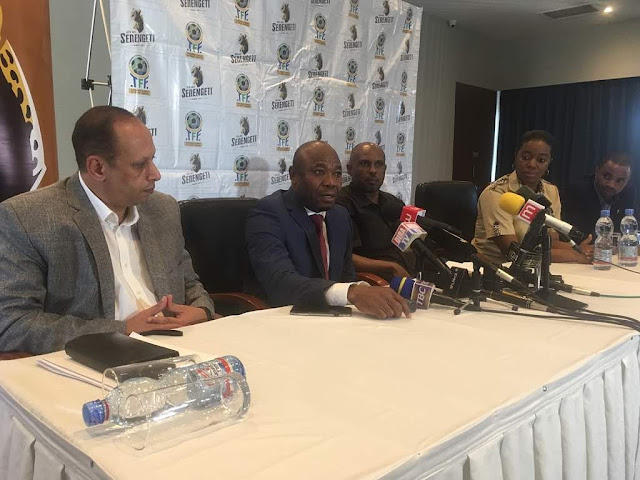 Tanzania football federation appoints Nigerian football legend Emmanuel Amuneke as new coach