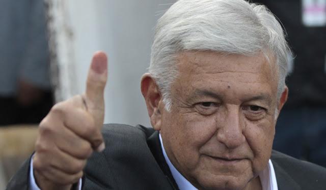 Ganó López Obrador en México