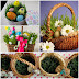 Easter Basket Crafts - create your personal Easter decoration