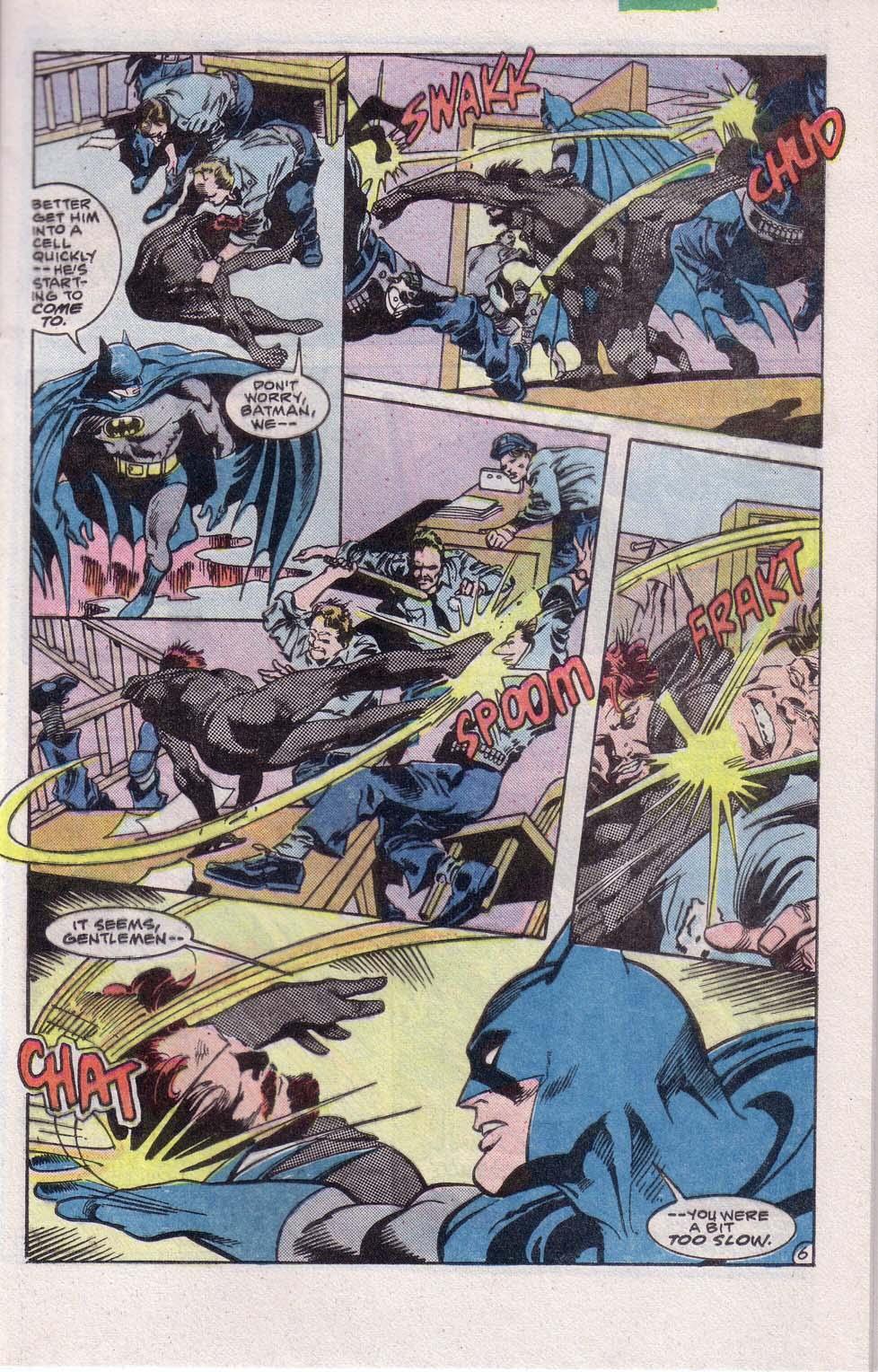 Detective Comics (1937) 558 Page 7