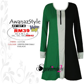Baju_Muslimah_Awanazstyle-AV107D