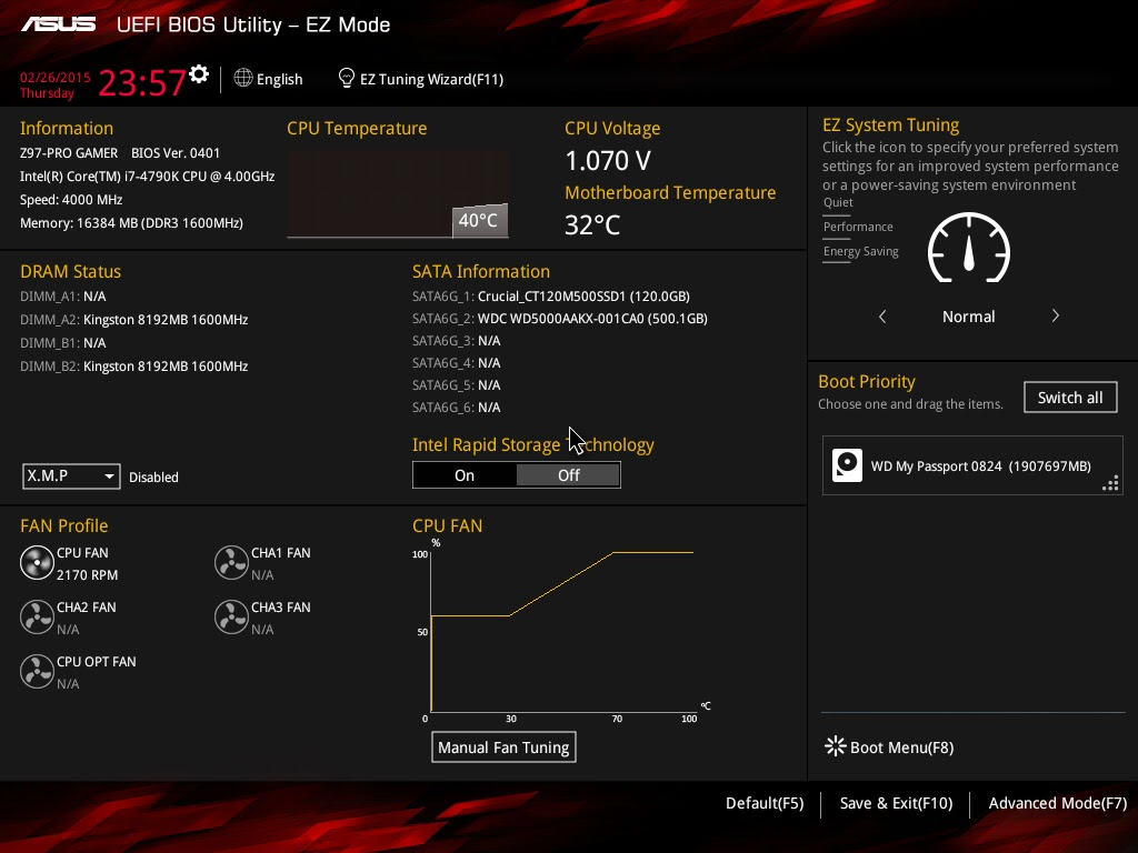Unboxing & Review: ASUS Z97-PRO Gamer 86