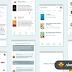 BookShelf Freebie Sketch mobile App UI