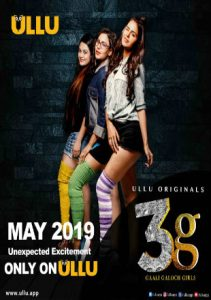 3G Gaali Galoch Girls 2019 Complete S01 Full Hindi Episode Download HDRip 720p