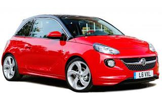 Vauxhall Adam hatchback