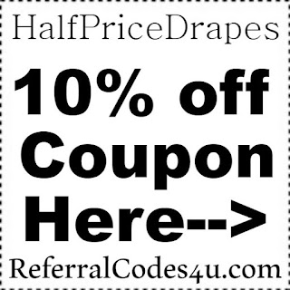 Half Price Drapes Promo Code 2017, HalfPriceDrapes.com Coupons 2017 January, February, March, April, May