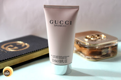 GUCCI Bamboo Shower Gel, NBAM Blog