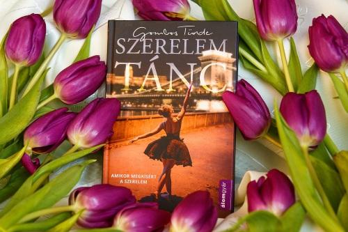 Szerelemtánc könyv