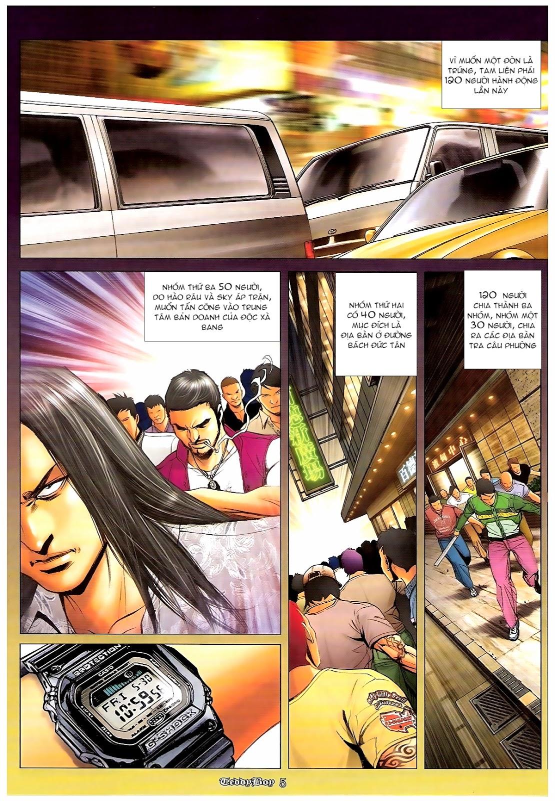 Người Trong Giang Hồ - Chapter 1190: Con của Chó Xám - Pic 4