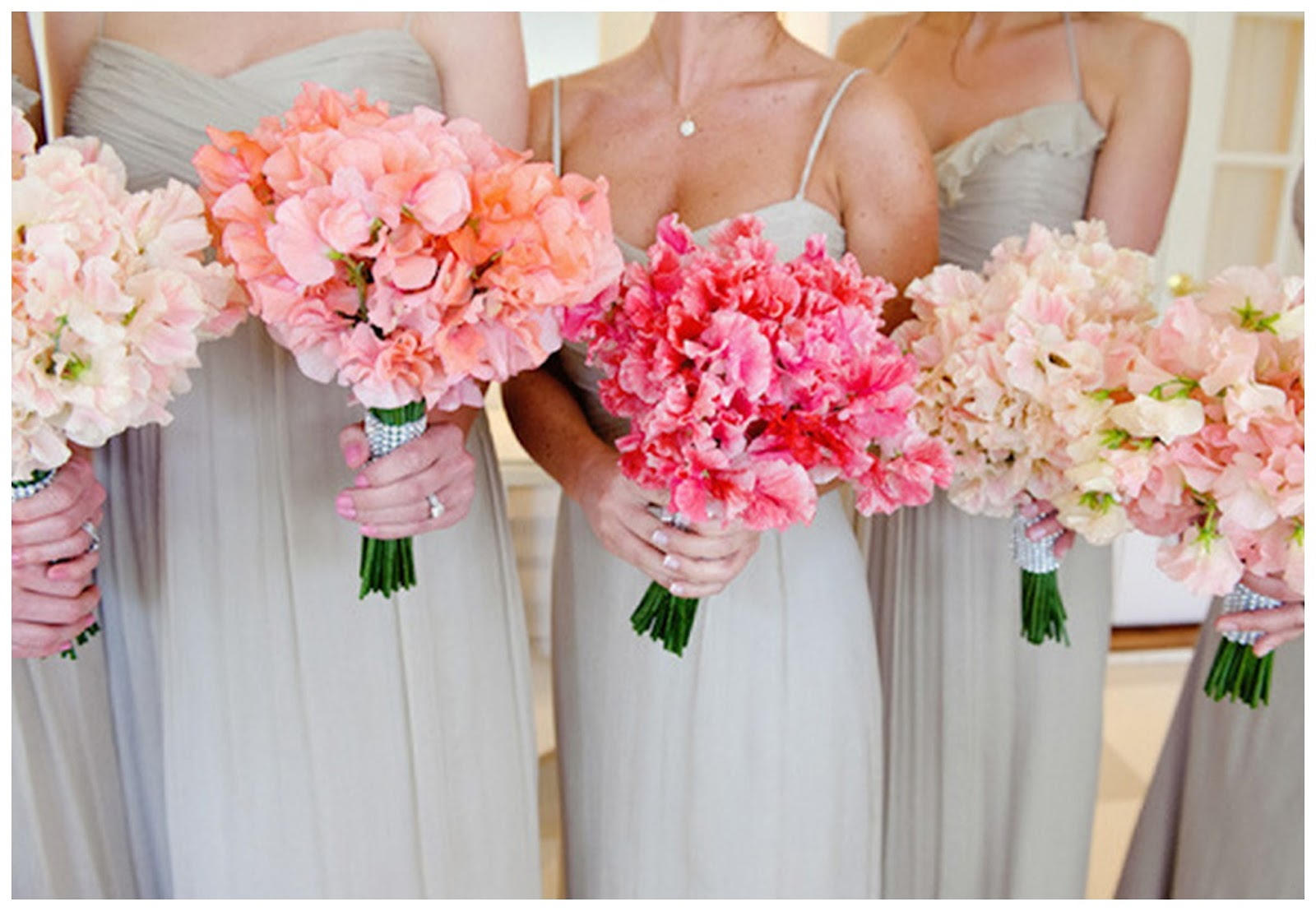 Before The Big Day: Flowers