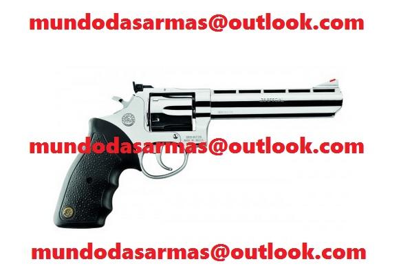 Revólver Taurus RT970 calibre 22