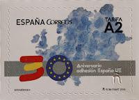 30 ANIVERSARIO DE LA ADHESIÓN ESPAÑA UE