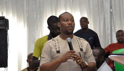 Ini Ememobong, PDP Chieftain