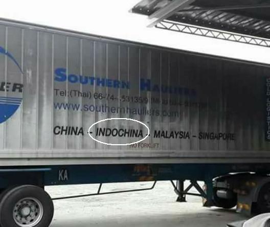 kontainer indochina