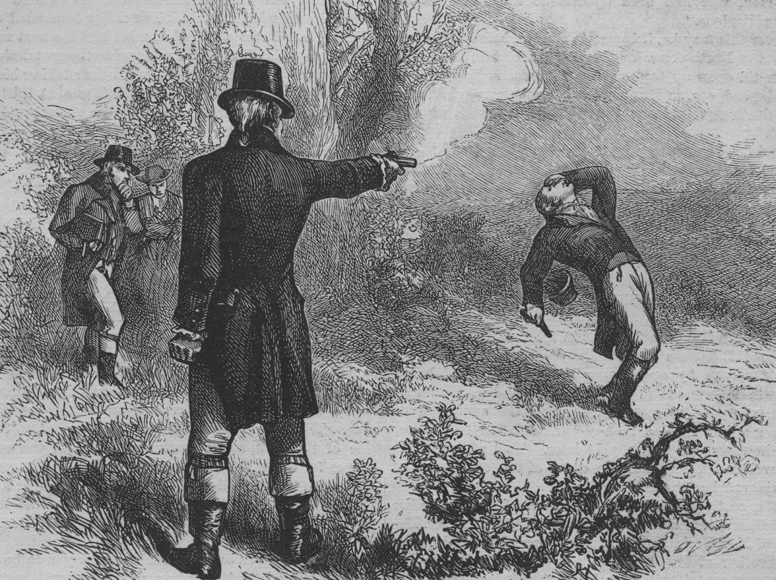 Eliza Lloyd: Etiquette for Gentlemen 1840 England: Dueling