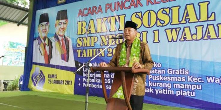 Bupati Malang Dr. H Rendra Kresna.