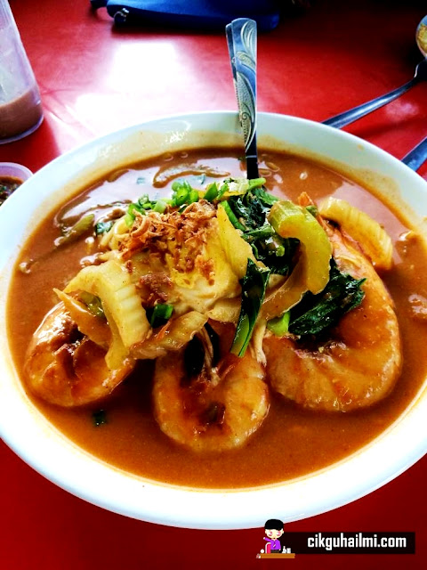 Mee Udang Viral Perlis ~ RM10 jer weyh