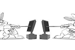 Pengertian, Karakteristik, Cara Kerja serta Kelebihan & Kekurangan TCP dan UDP