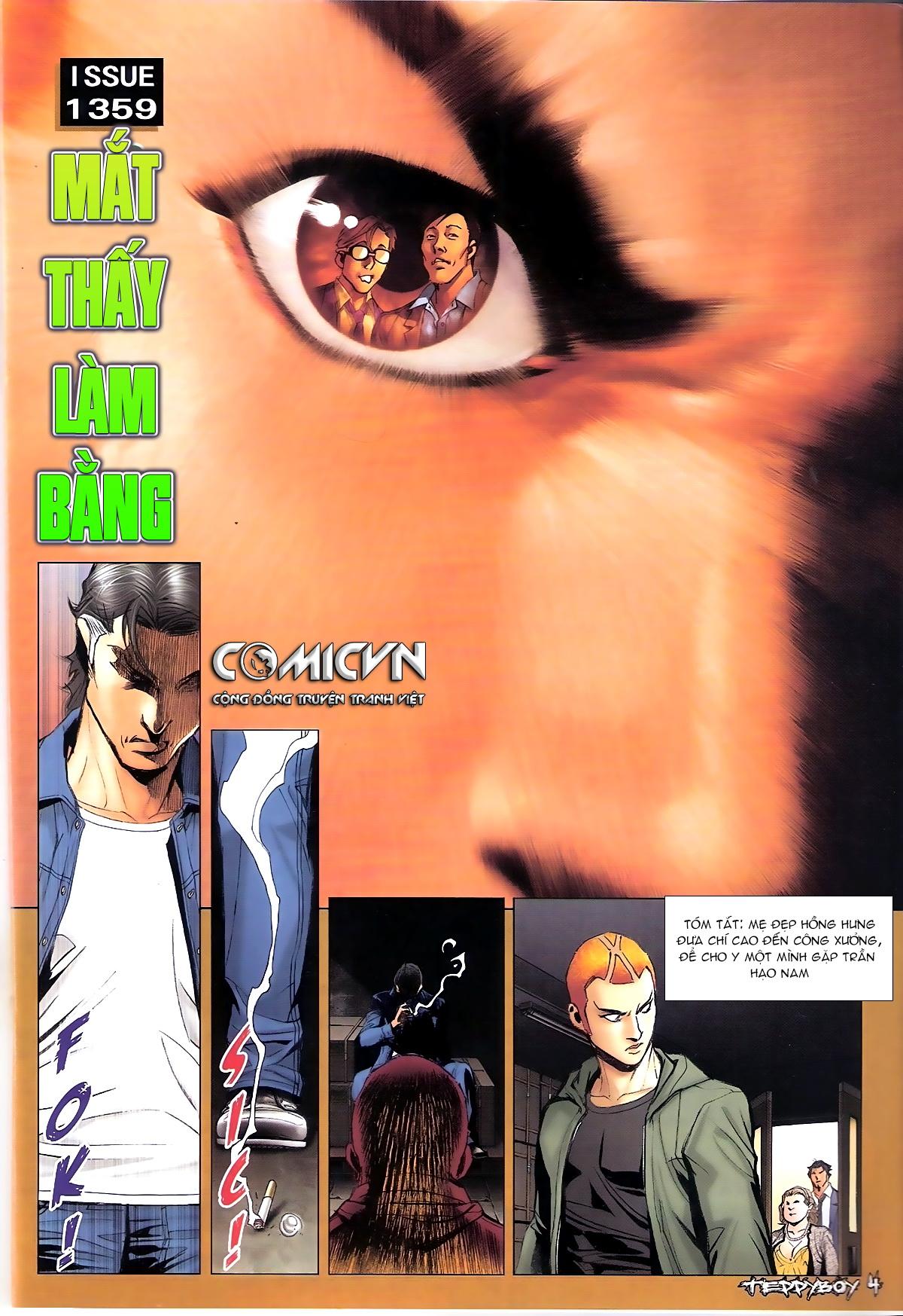 Người Trong Giang Hồ - Chapter 1359: Mắt thấy làm bằng - Pic 2