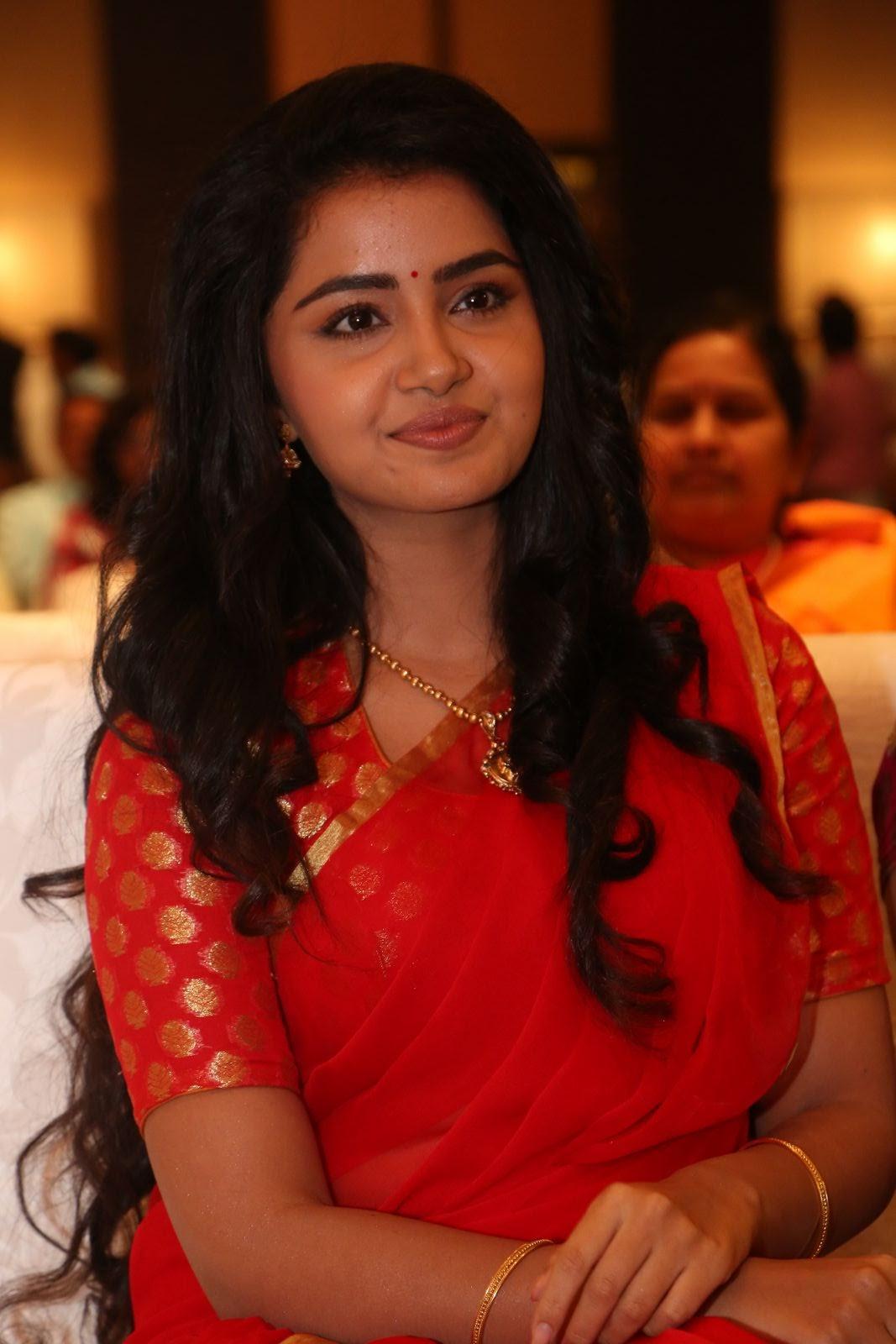 Anupama Parameswaran new cute photos-HQ-Photo-17
