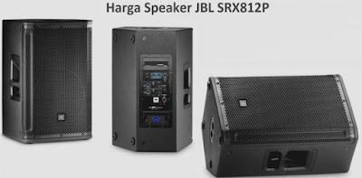 Harga Speaker Aktif 12 Inch JBL SRX812P Lapangan