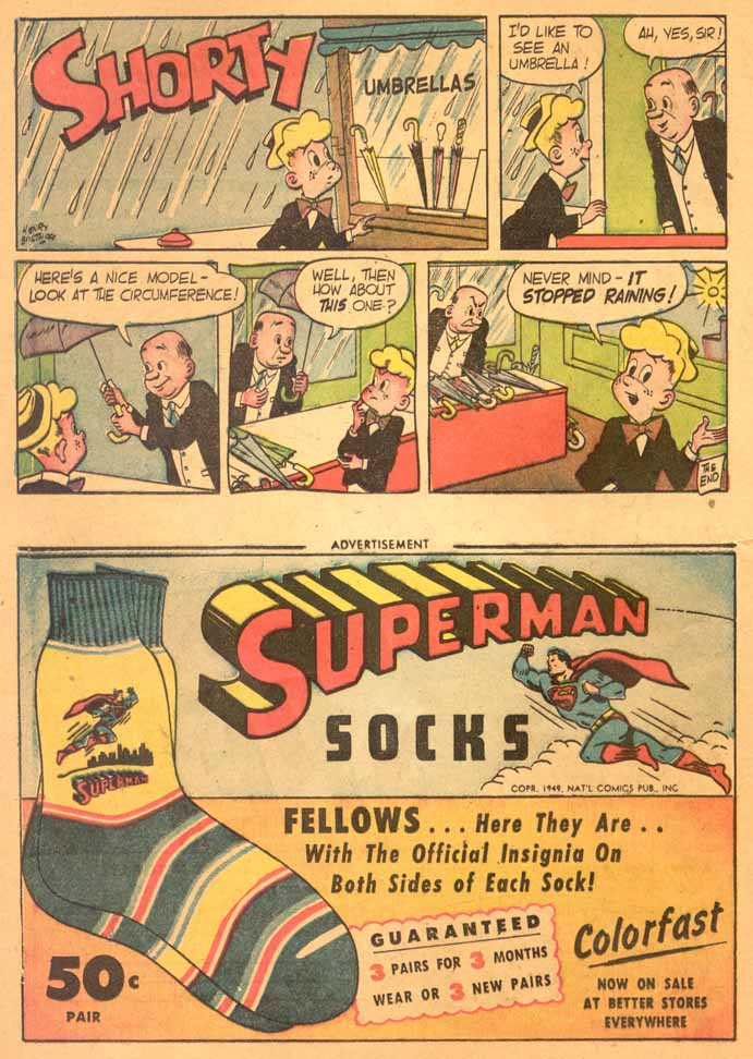 Detective Comics (1937) 153 Page 33