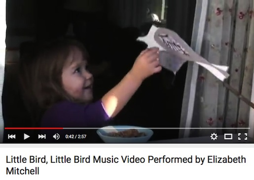 http://smile.amazon.com/You-Are-My-Little-Bird/dp/B000GKZN9M/ref=sr_1_1?ie=UTF8&qid=1456160929&sr=8-1&keywords=elizabeth+mitchell+little+bird