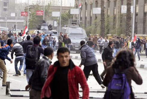 Resultado de imagen para Activismo, movilización social y represión